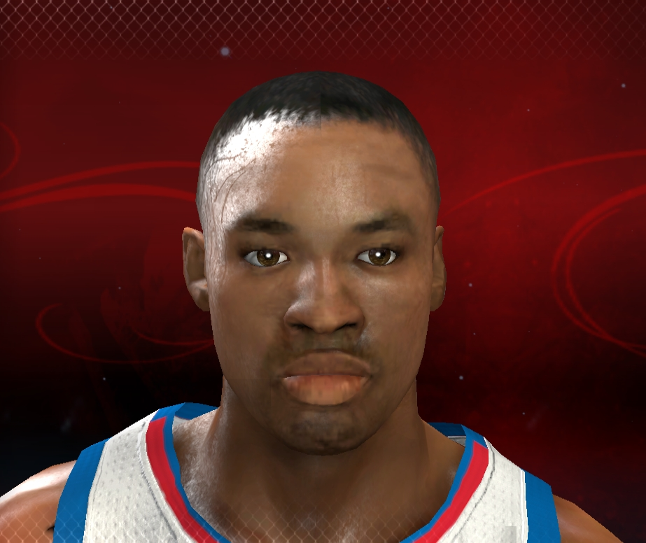 Jason Collins Face (2K11 to 2K13 Conversion)