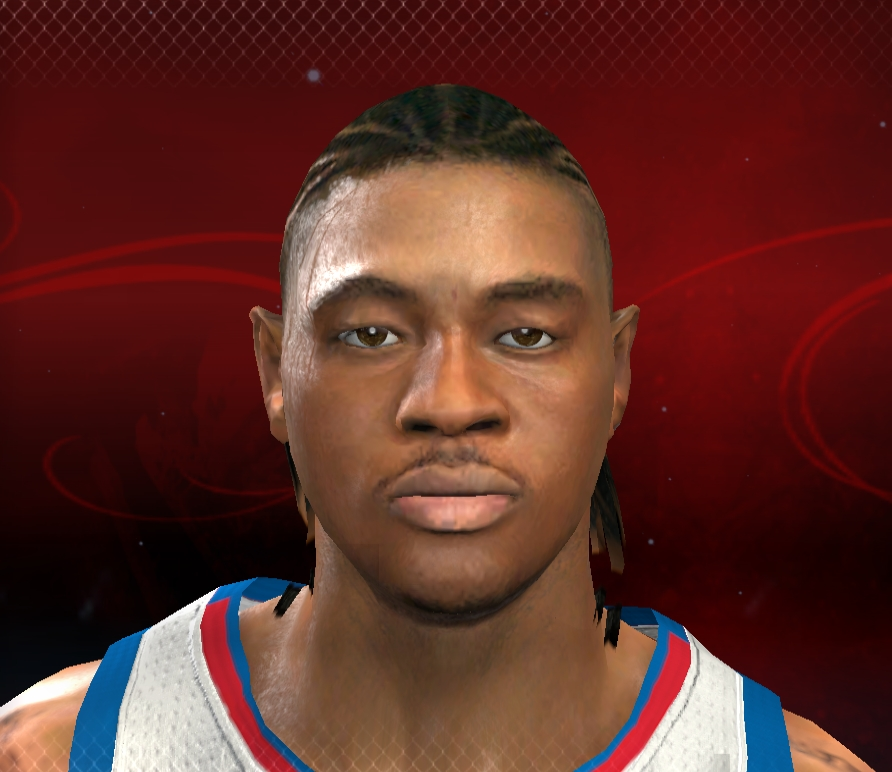 Carmelo Anthony Face (2K11 to 2K13 Conversion)