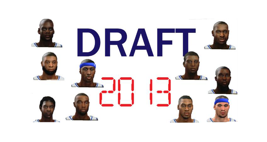 Fictional Draft Class by Povilas