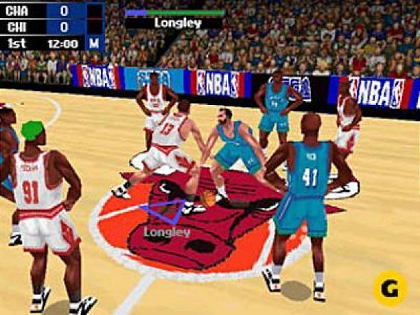 NBA Action 98 Demo