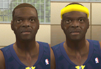Zach Randolph Face Patch