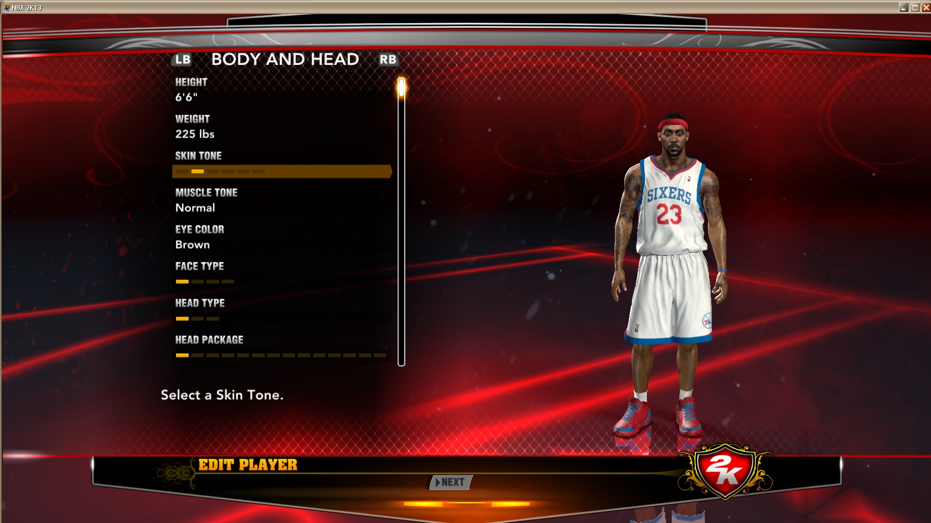 Larry Hughes (2K11 to 2K13 Conversion)