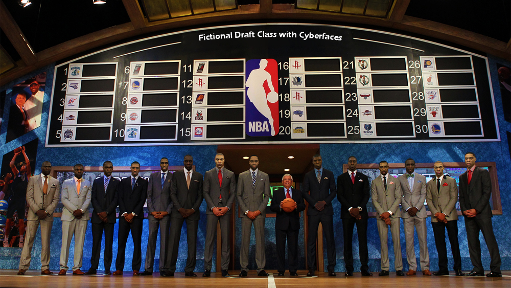 Fictional Draft Classes Year One