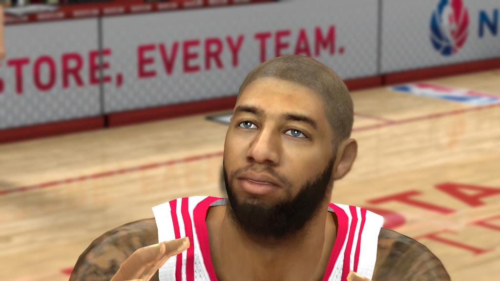 Royce White Face & Tattoos
