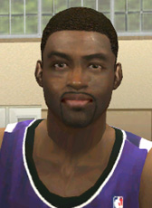 Tyreke Evans Face Patch