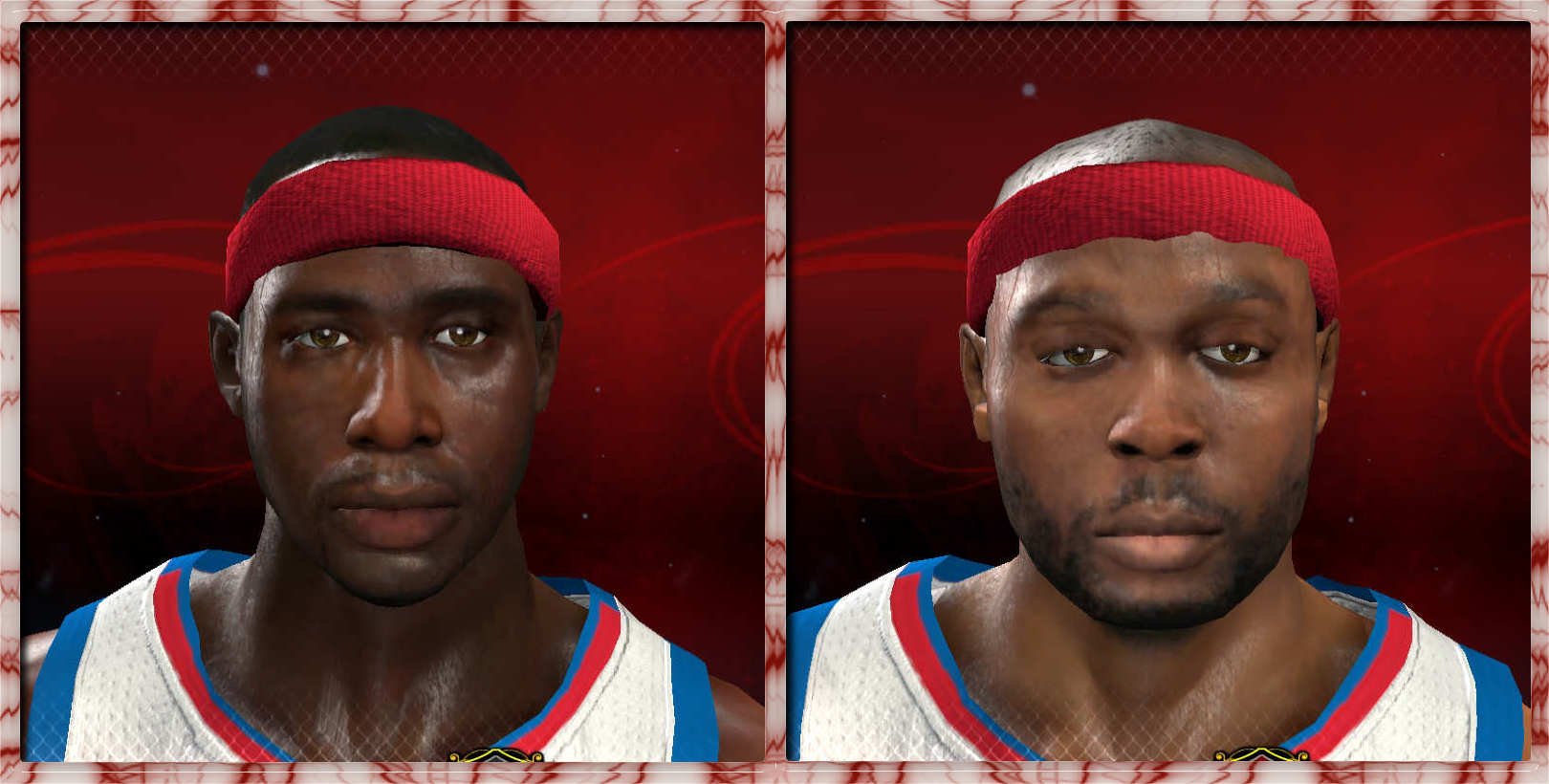 2K11 to 2K13 Conversion - Pack 5