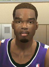 Carl Landry Face Patch