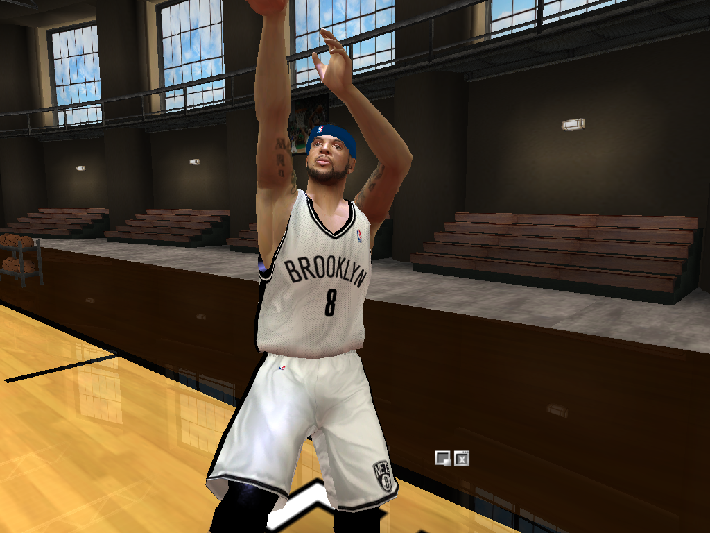 Brooklyn Nets 2012/2013 Home Jersey