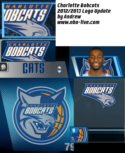Nlsc Forum Downloads Charlotte Bobcats 20122013 Logo Patch