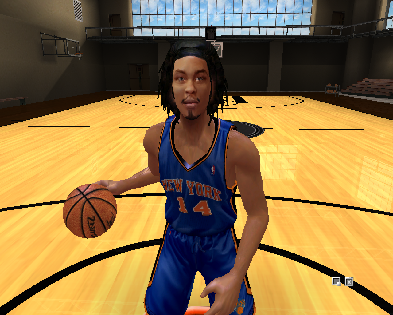 Chris Copeland Face Patch