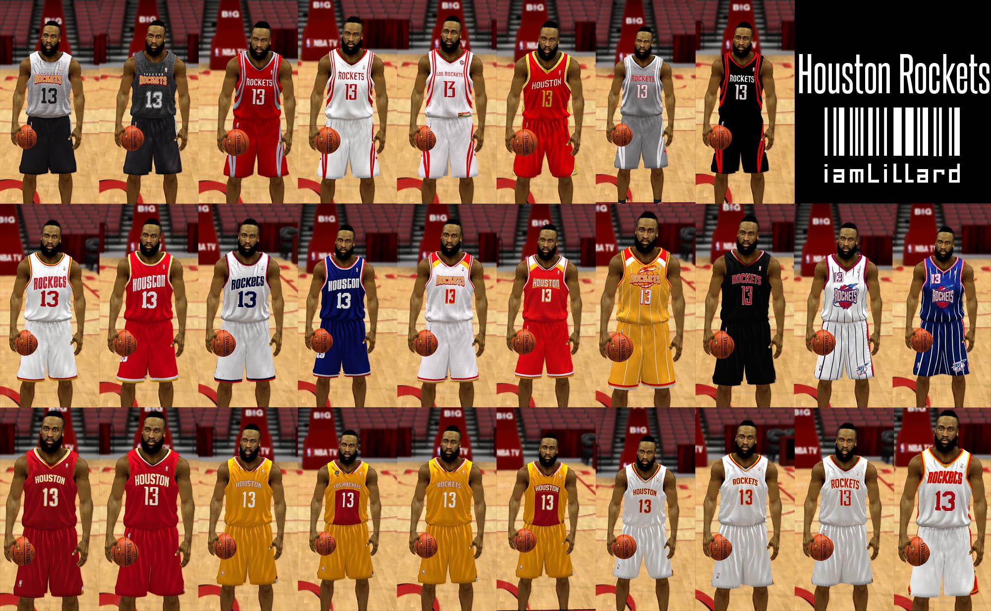 NLSC Forum • Downloads - UJP Houston Rockets Jersey 22a555172