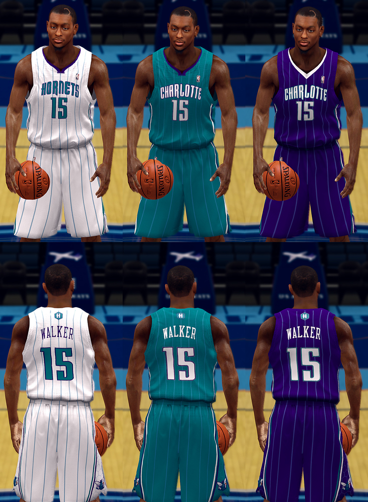 Charlotte Hornets Fictional Jersey
