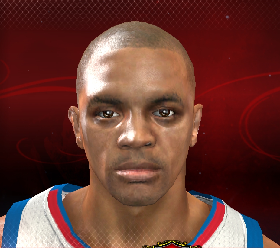 Juan Dixon Face (2K11 to 2K13 Conversion)