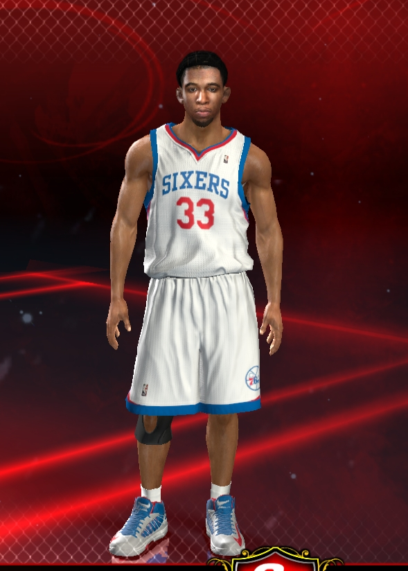 Darius Morris Face (2K12 to 2K13 Conversion)