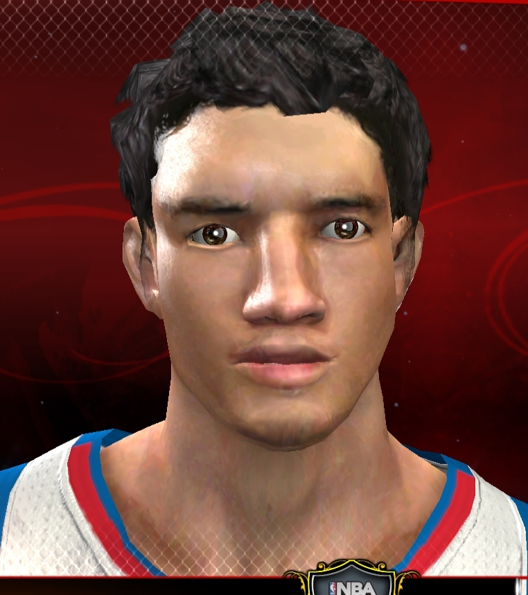 James Yap Face (2K12 to 2K13 Conversion)