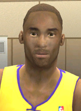 Kobe Bryant Face Patch