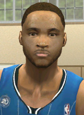 Jameer Nelson Face Patch