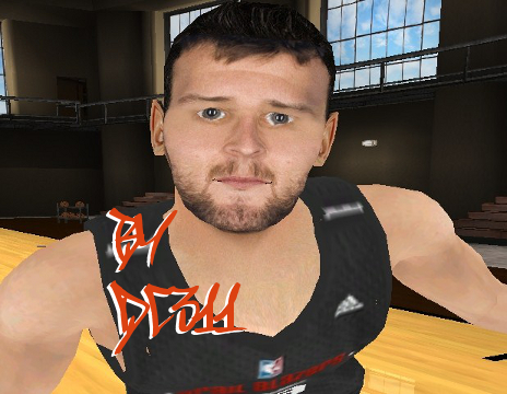 Joel Freeland Face Patch