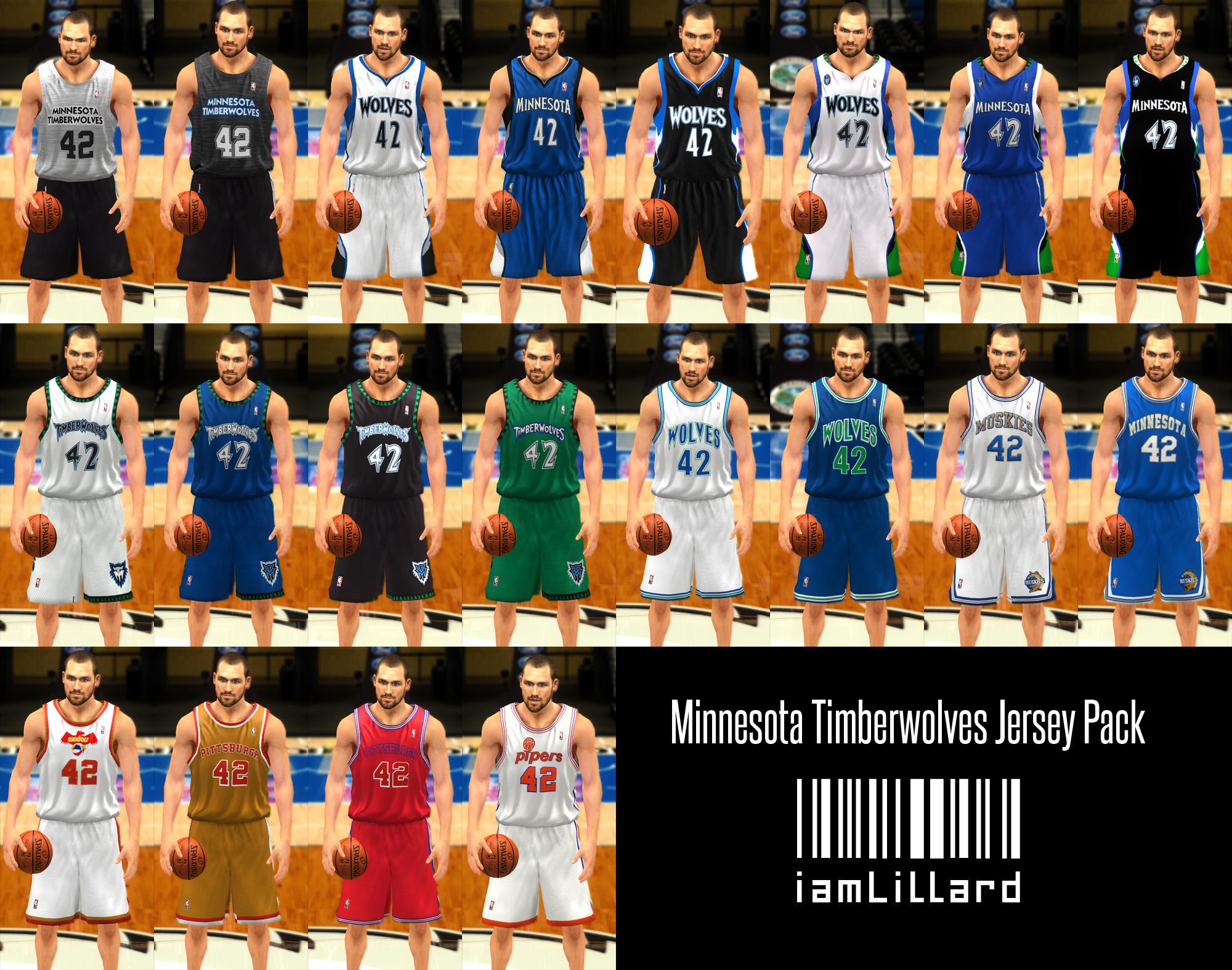 NLSC Forum • Downloads - UJP Minnesota Timberwolves Jersey 18426877c