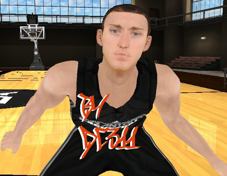 Aron Baynes Face Patch