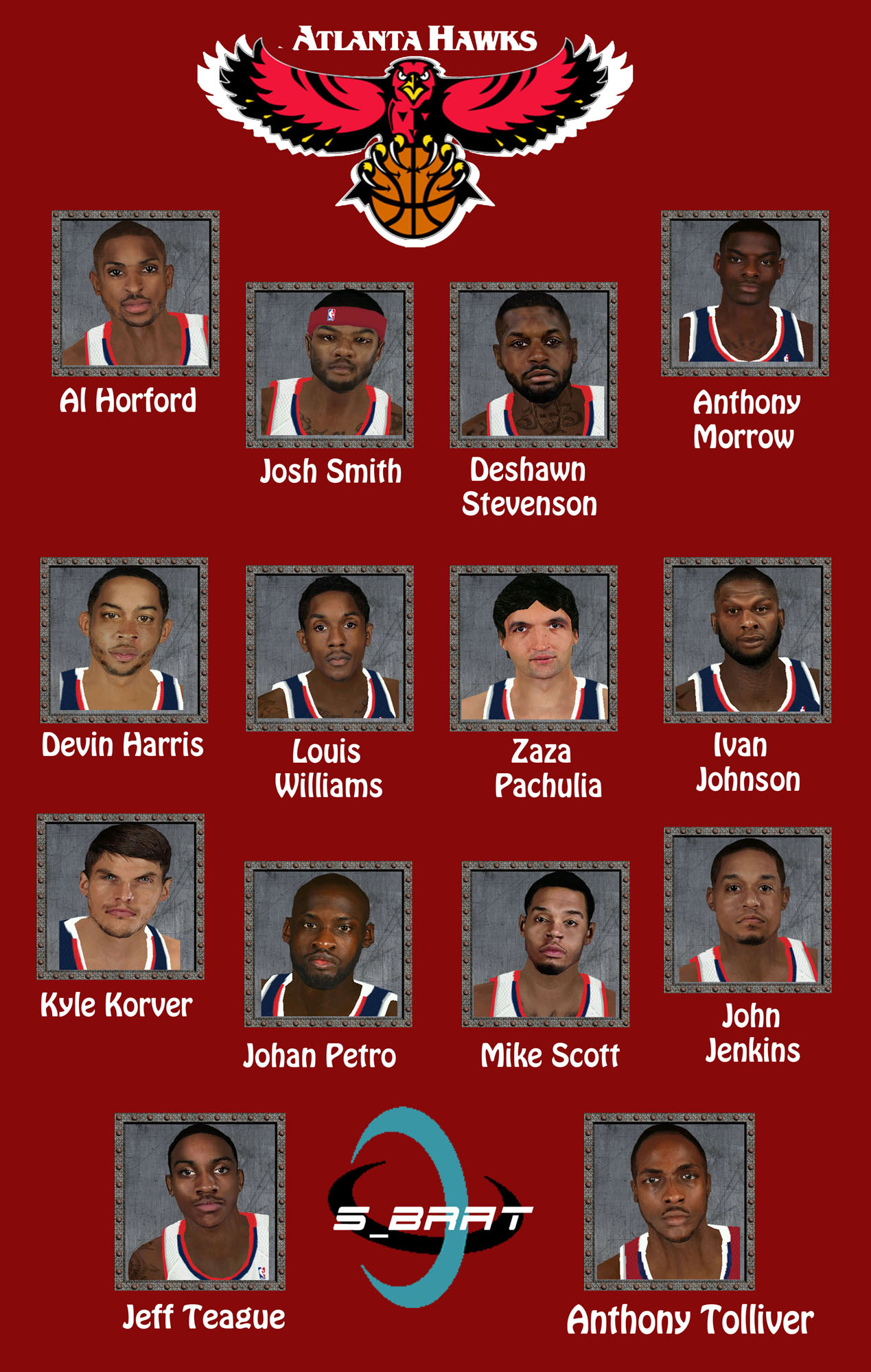 Atlanta Hawks 2013 Team Update