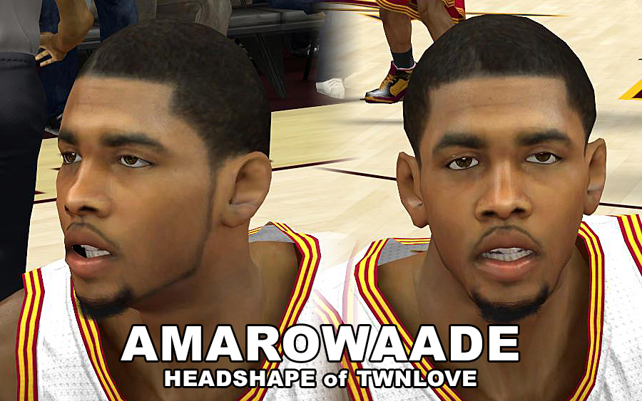Cleveland Cavaliers Face Pack & Enhanced Tattoos