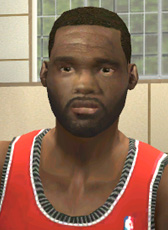 Greg Oden Face Patch