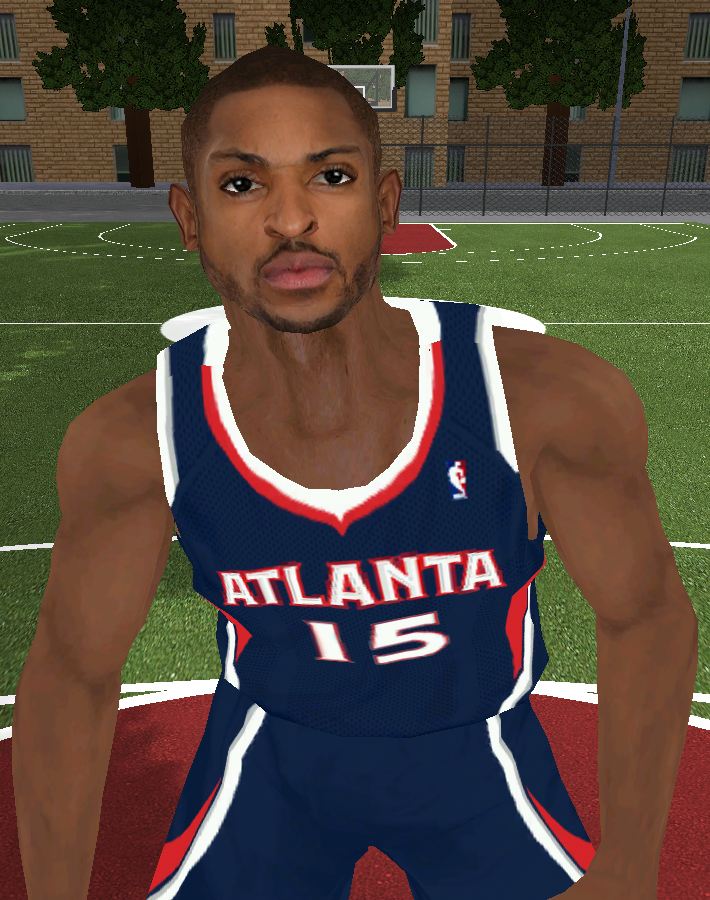 Al Horford Face Patch