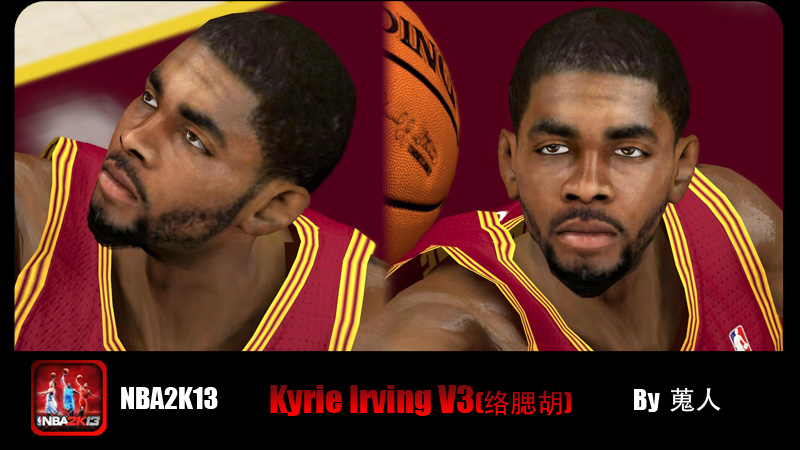 Kyrie Irving Face