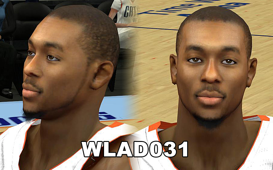 Charlotte Bobcats Face Pack & Enhanced Tattoos