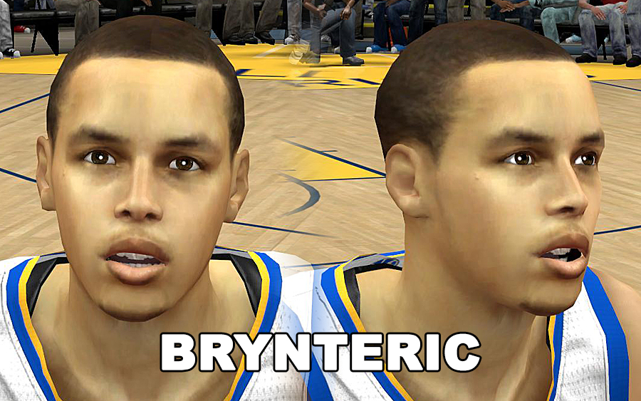 Golden State Warriors Face Pack & Enhanced Tattoos