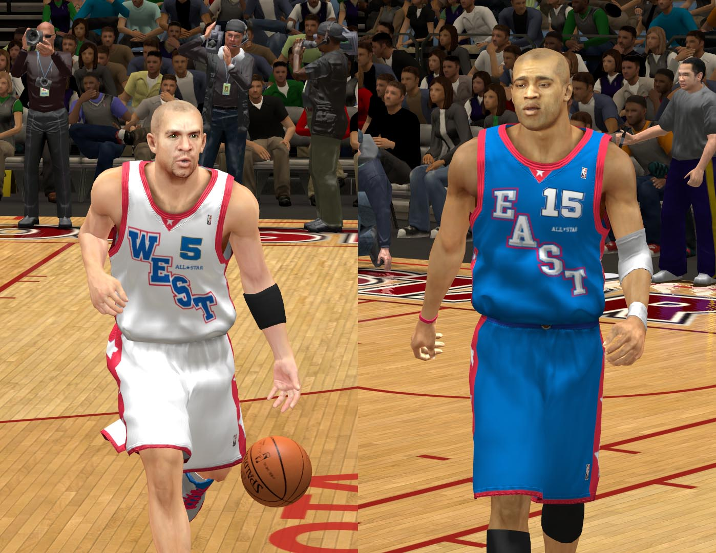 2004 All-Star Jerseys 2K13