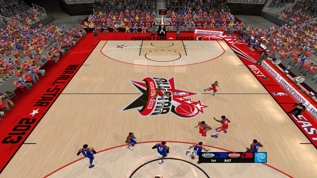 2013 All-Star Court Pack