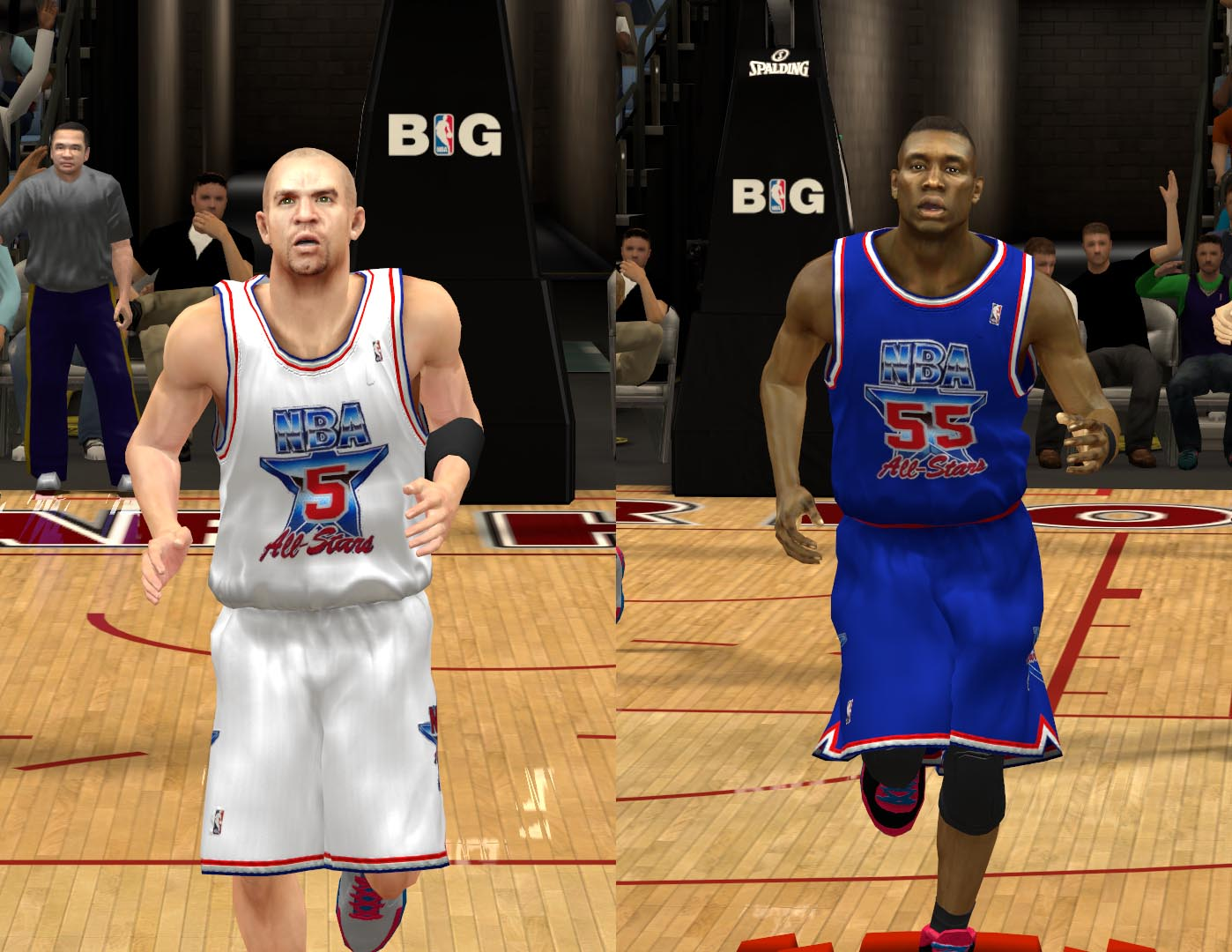1992 All-Star Jerseys 2K13