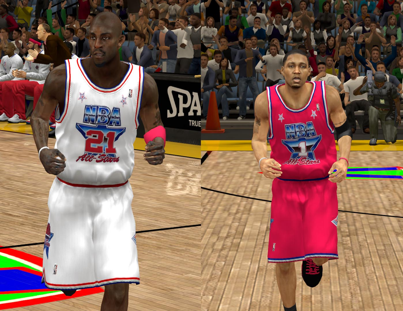 1991 All-Star Jerseys 2K13