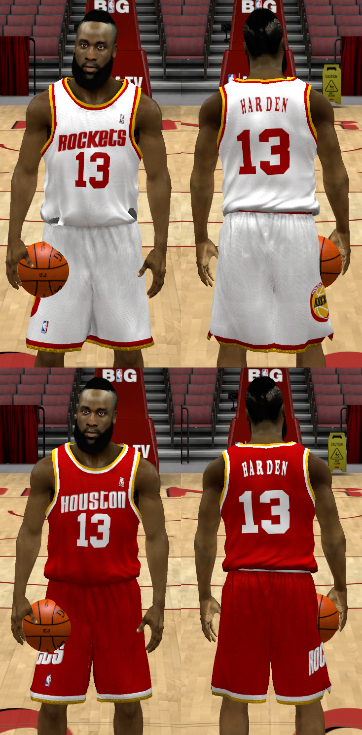 f1230ff4c011 houston rockets jersey evolution