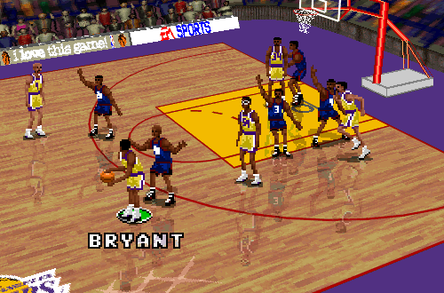 NBA Live 96 2001 Season Complete Update