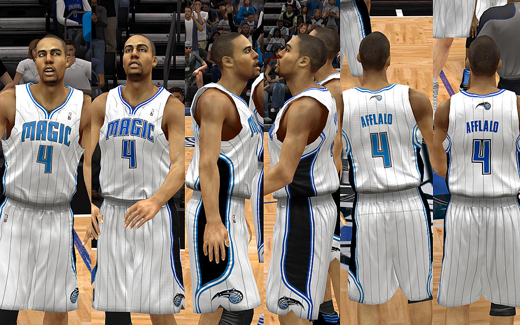bee8275b8 Orlando Magic Jersey with Crowd Fixed ...