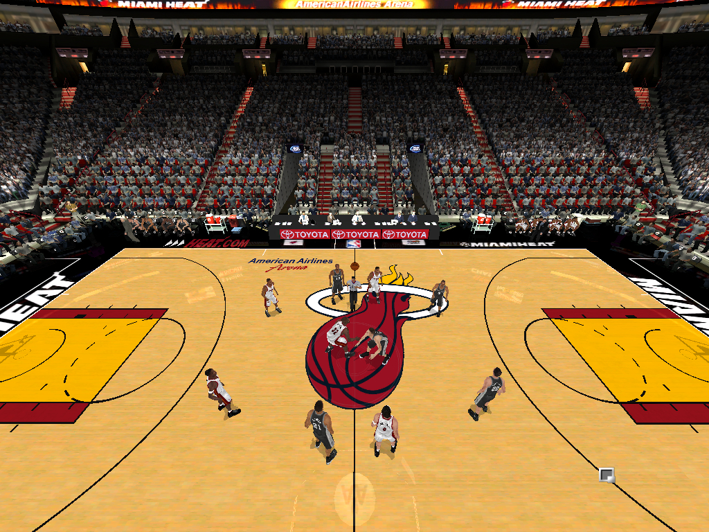 Nba basketball court basketball wallpaper nba basketball for How big is a basketball court