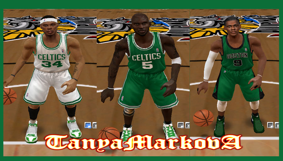 904bfb5adaa NLSC Forum • Downloads - Boston Celtics 2012 2013 Jersey Pack