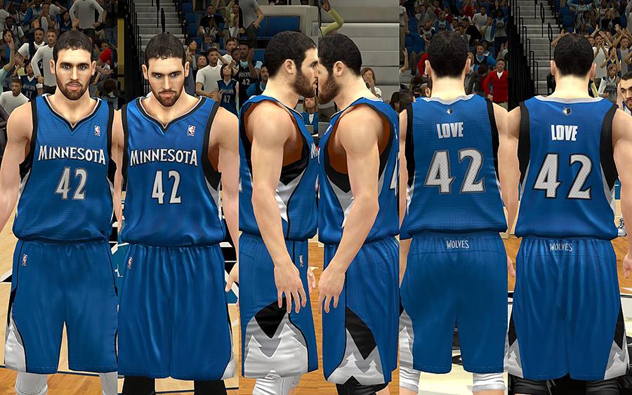 b9de7d07be1 ORG Minnesota Timberwolves Jersey with Crowd Fixed NBA ...