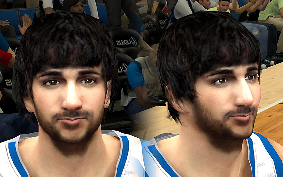 Minnesota Timberwolves Face Pack & Enhanced Tattoos
