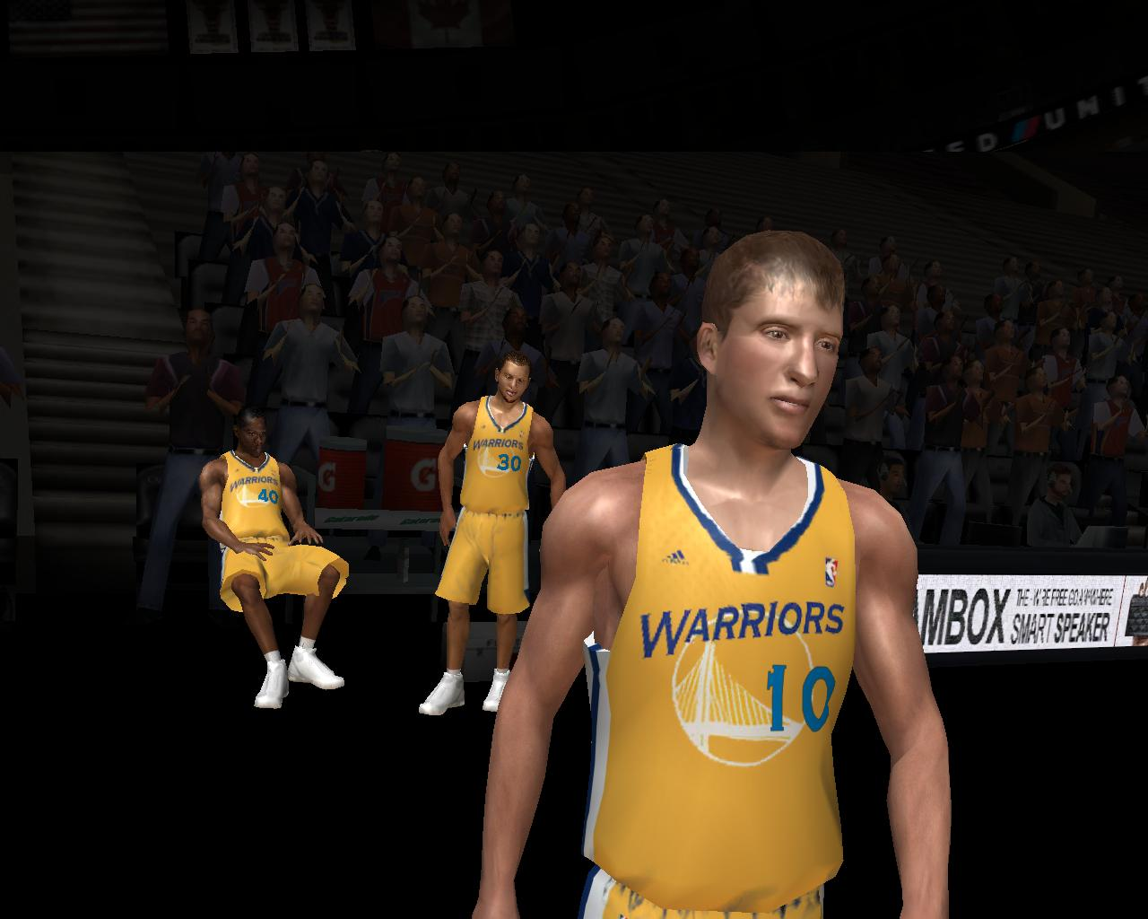 112ea620b335 NLSC Forum • Downloads - Golden State Warriors Yellow Alternate ...
