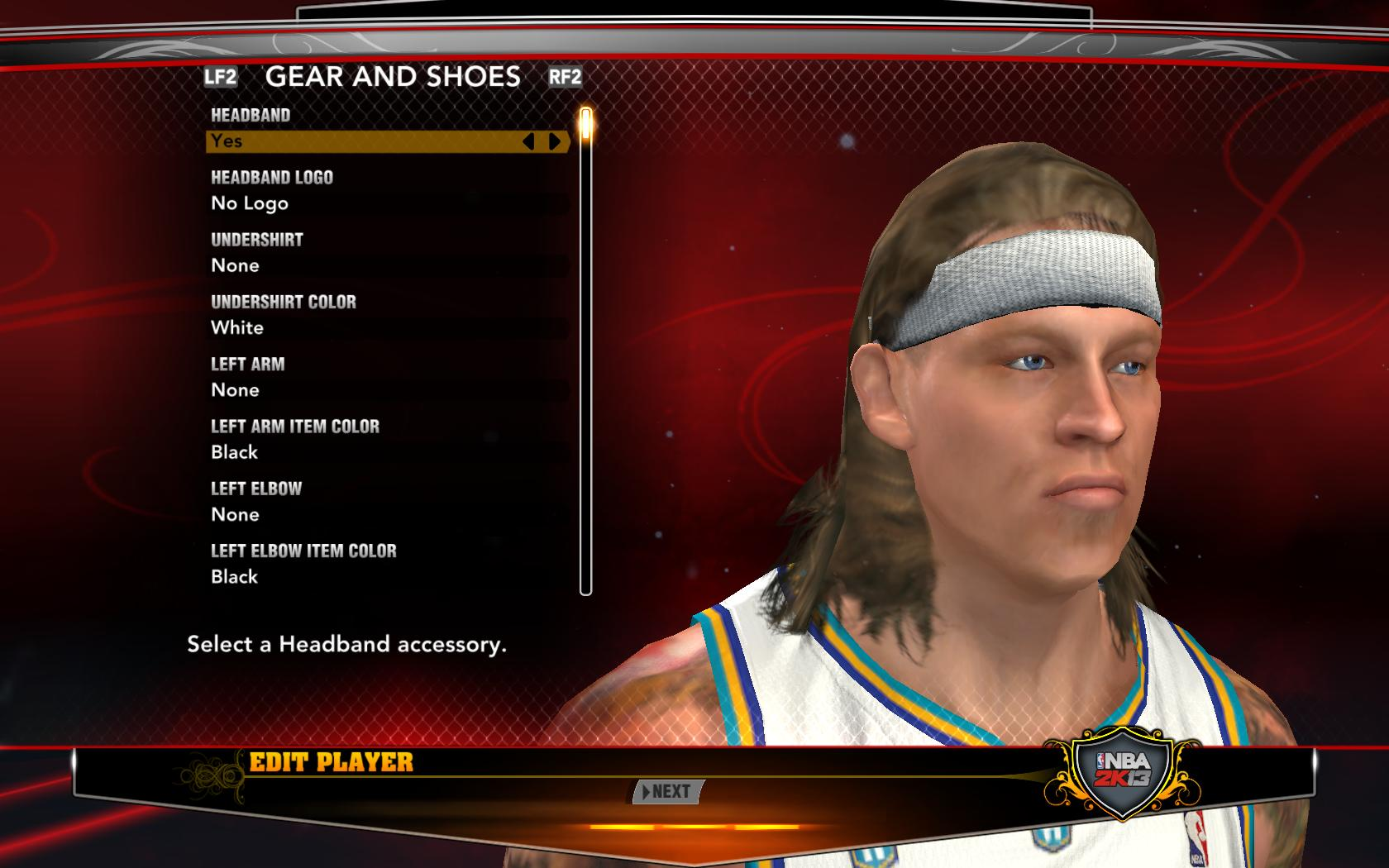 Chris Andersen Retro Face