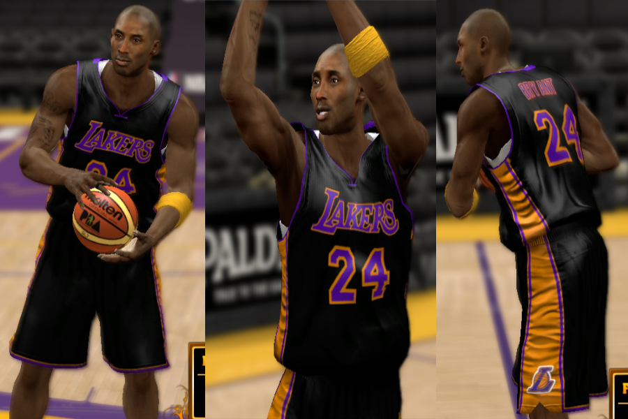 6e1a63e2c33 NLSC Forum • Downloads - Los Angeles Lakers Hollywood Nights Jersey