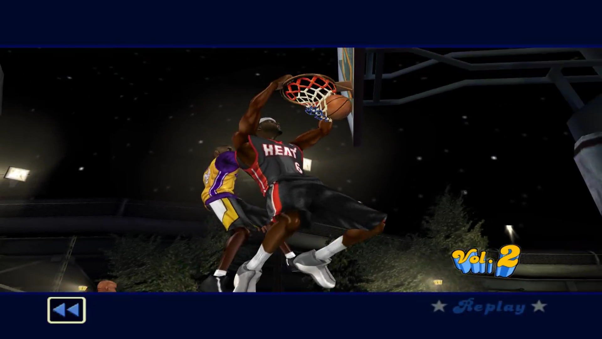 NBA Street Vol. 2 HDR Update ('13-'14)