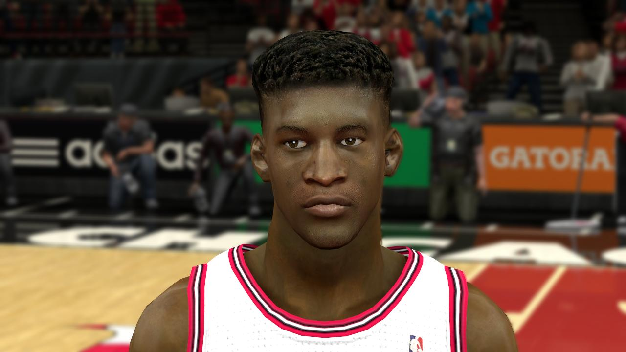 Jimmy Butler Face