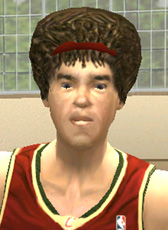 Anderson Varejao Face Patch