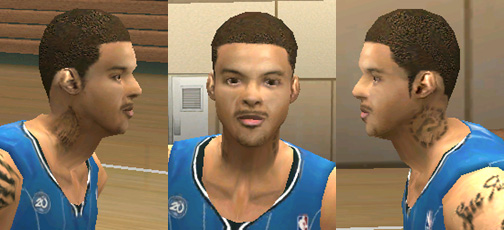 Matt Barnes Face Patch
