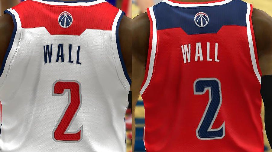 Washington Wizards Jersey Pack